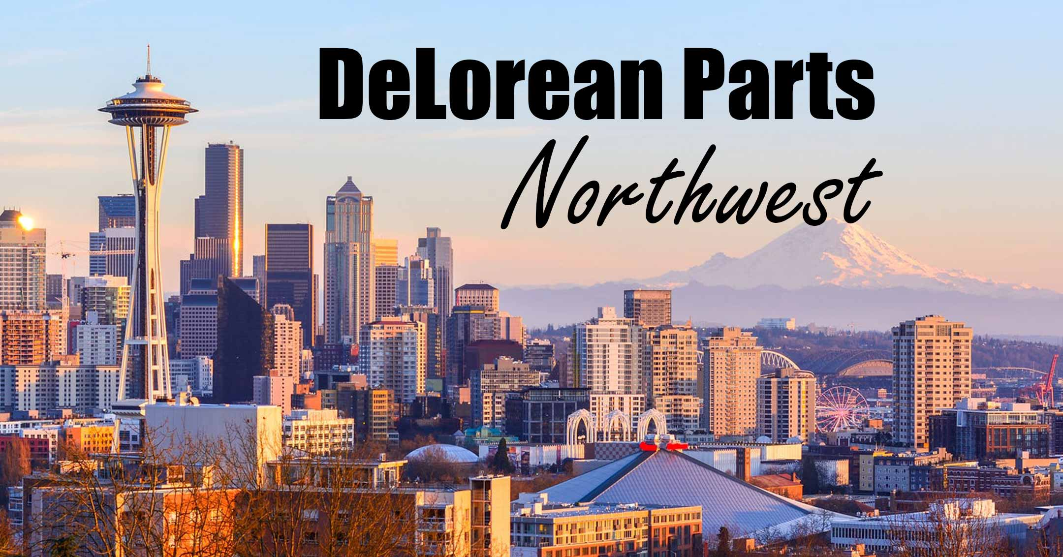 DeLorean Parts Northwest | DeLorean-Parts.com