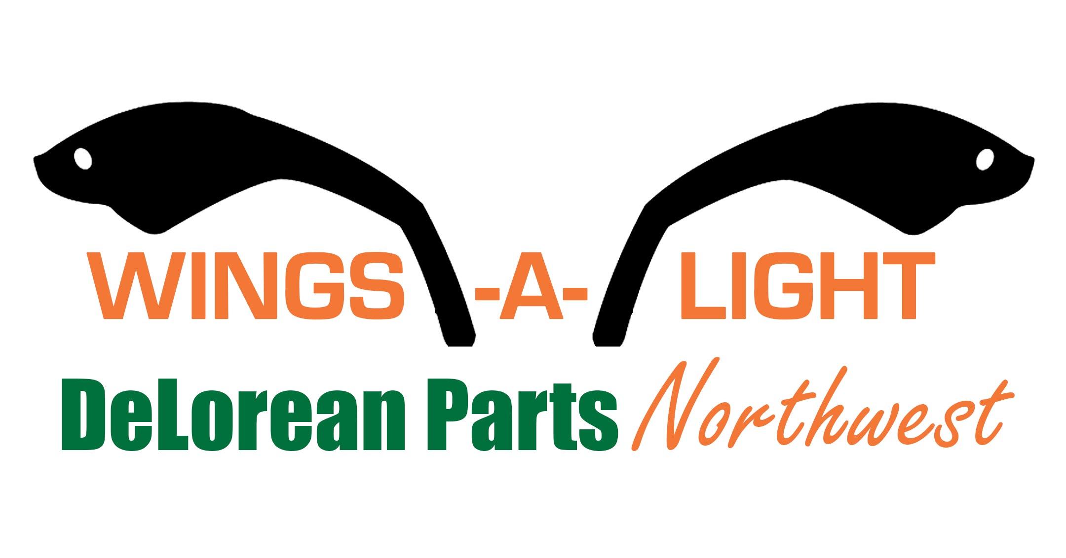 Wings-A-Light | DeLorean Parts Northwest