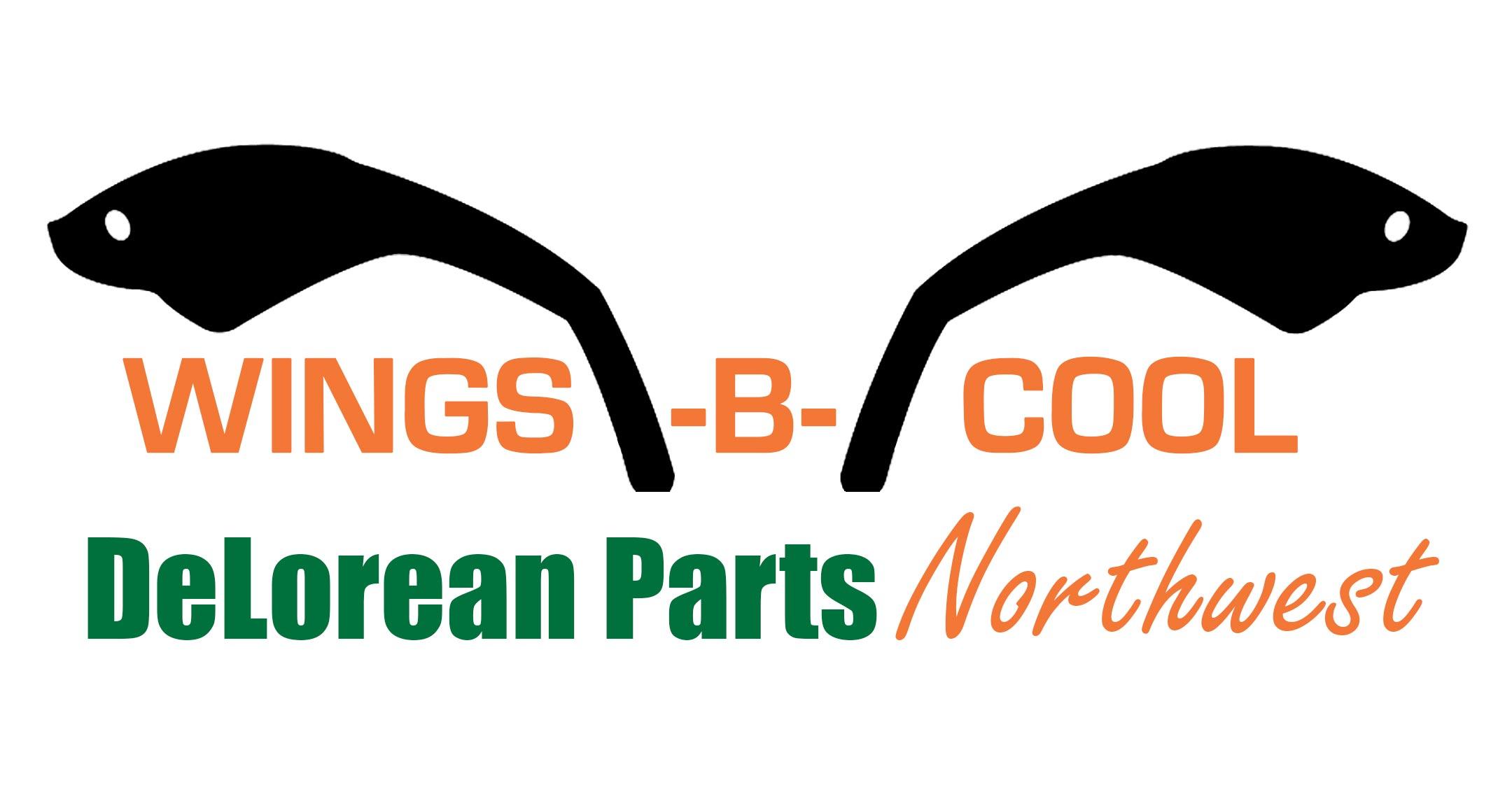 Wings-B-Cool | DeLorean Parts Northwest